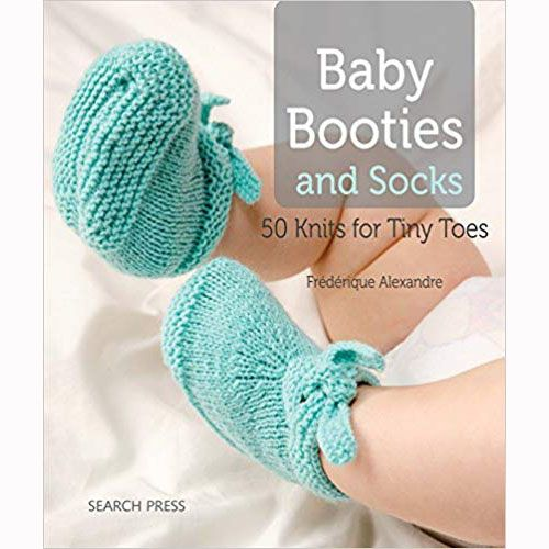 SEARCH PRESS BABY BOOTIES AND SOCKS by FREDERIQUE ALEXANDRE
