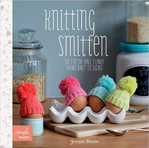 Search Press KNITTING SMITTEN by JESSICA BISCOE