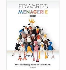 Search Press EDWARD'S MENAGERIE BIRDS by KERRY LORD