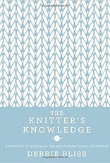 SEARCH PRESS THE KNITTER'S KNOWLEDGE by DEBBIE BLISS