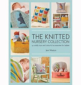 SEARCH PRESS THE KNITTED NURSERY COLLECTION by JEM WESTON