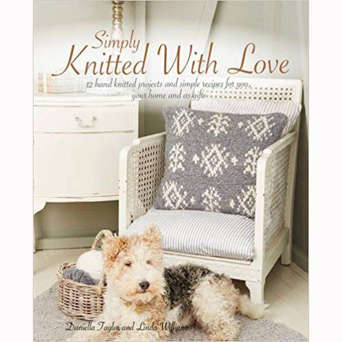 SEARCH PRESS SIMPLY KNITTED WITH LOVE by TAYLOR & WILLIAMS
