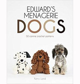 SEARCH PRESS EDWARD'S MENAGERIE DOGS by KERRY LORD