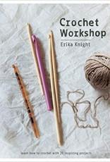 CROCHET WORKSHOP by ERIKA KNIGHT