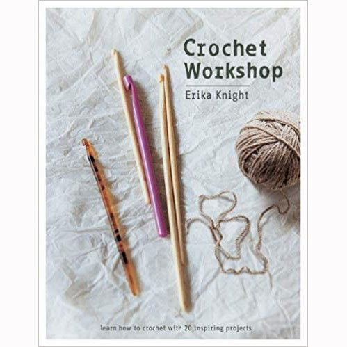 Search Press CROCHET WORKSHOP by ERIKA KNIGHT