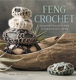 SEARCH PRESS FENG CROCHET by NIKKI VAN DE CAR