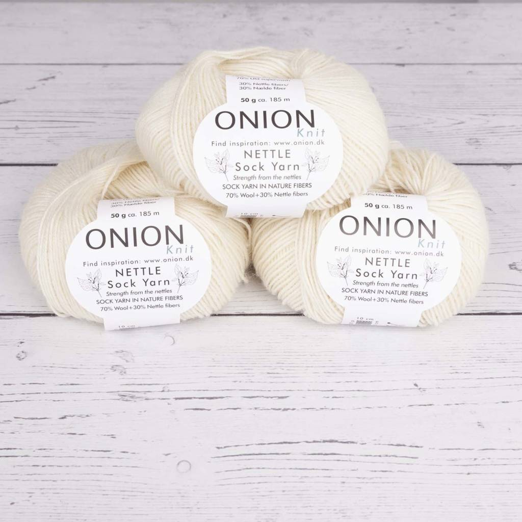 Onion NETTLE SOCK V1001