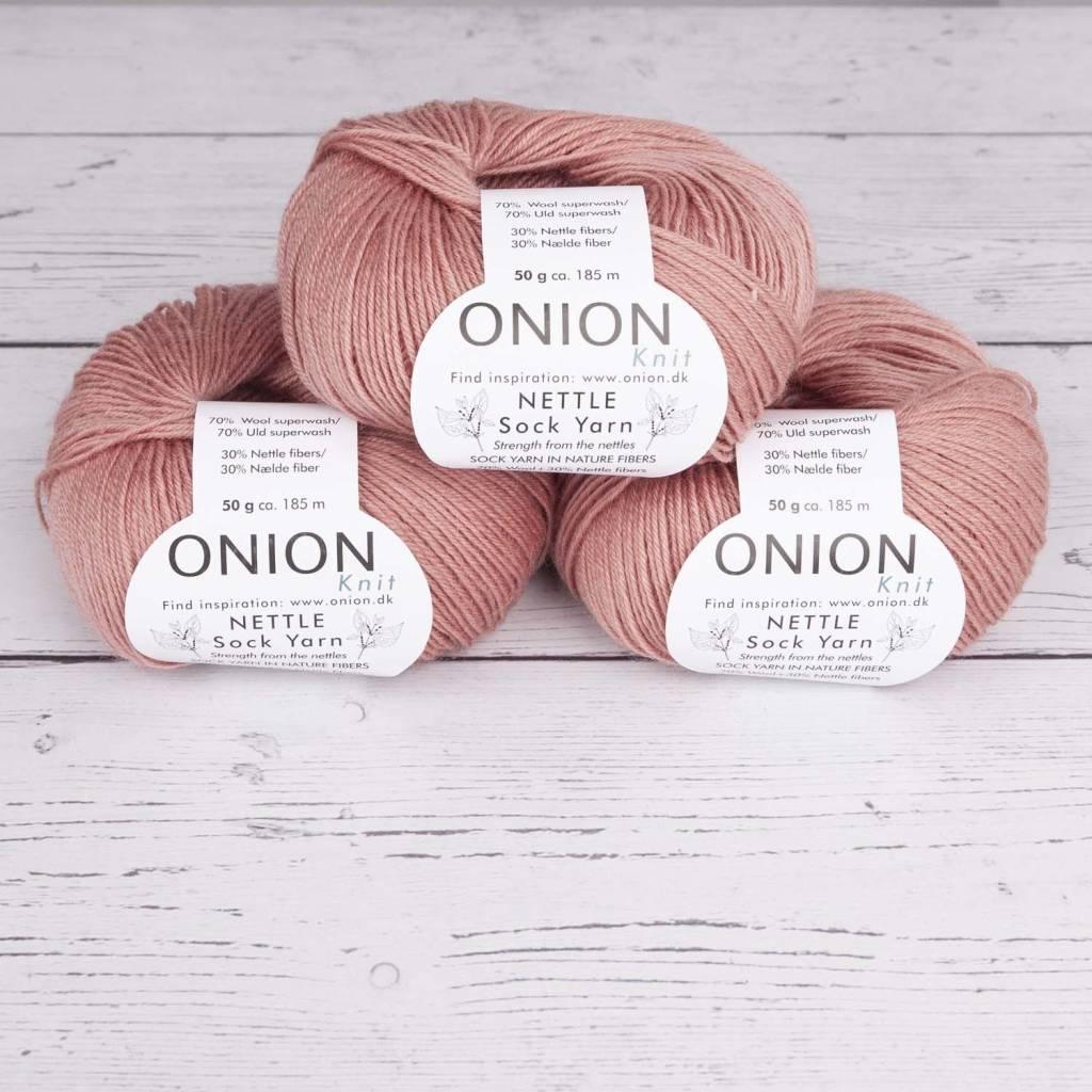 Onion NETTLE SOCK V1004