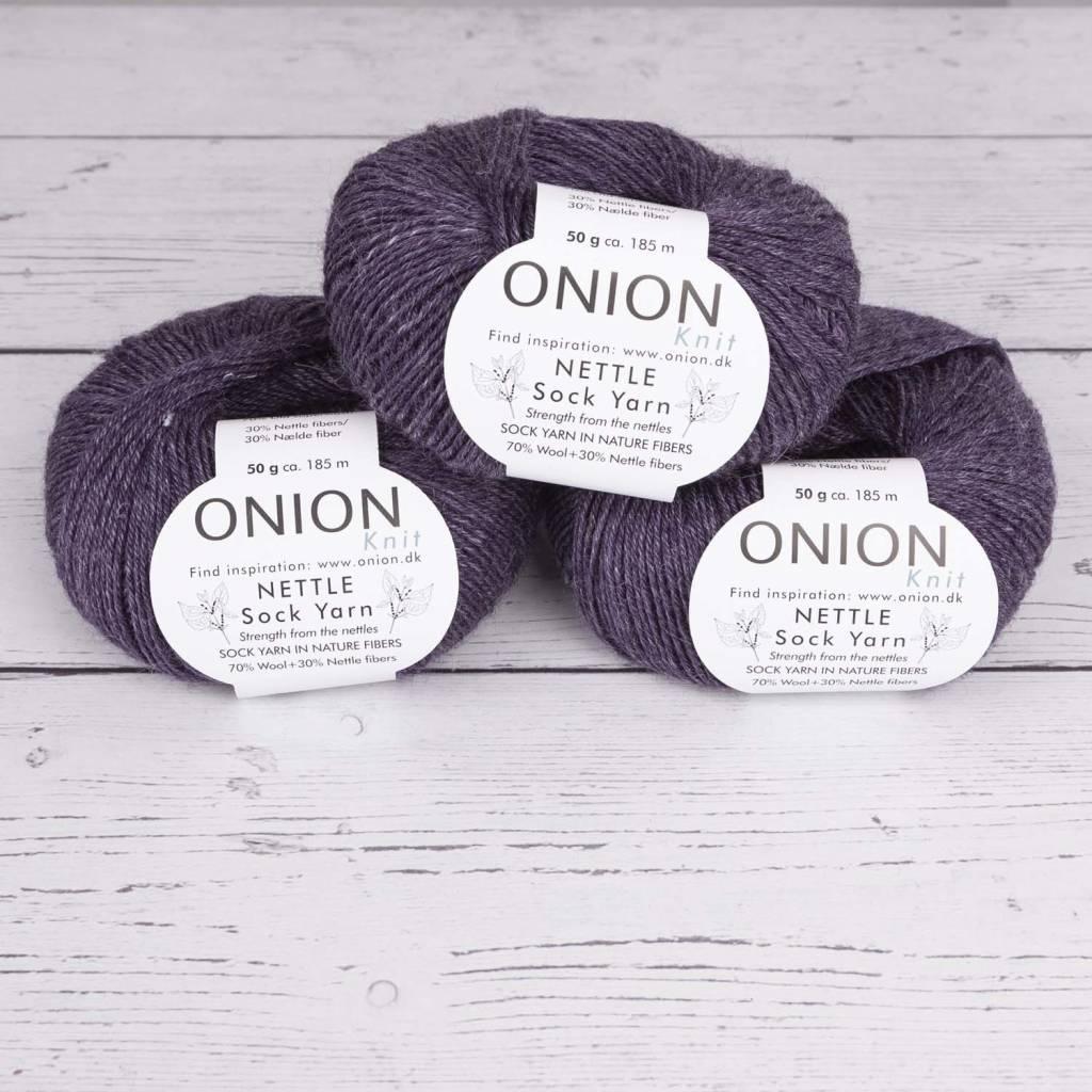 Onion NETTLE SOCK V1009