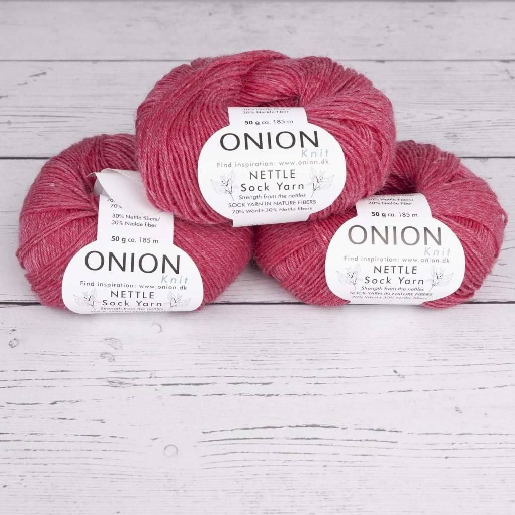Onion NETTLE SOCK V1013