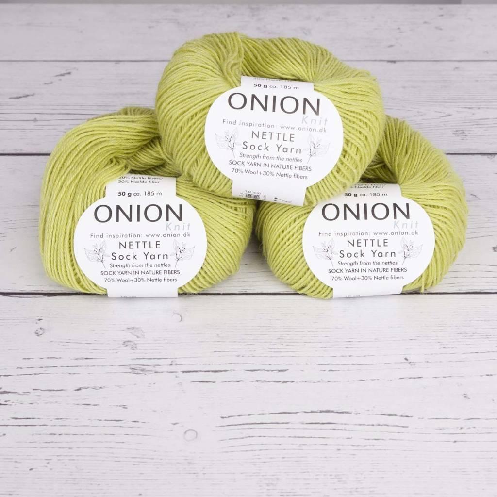 Onion NETTLE SOCK V1014
