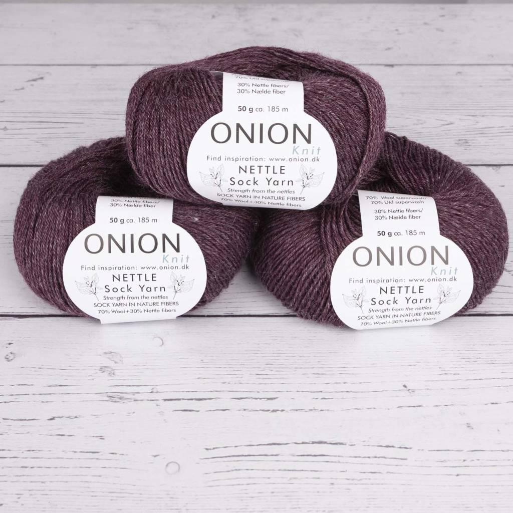 Onion NETTLE SOCK V1023