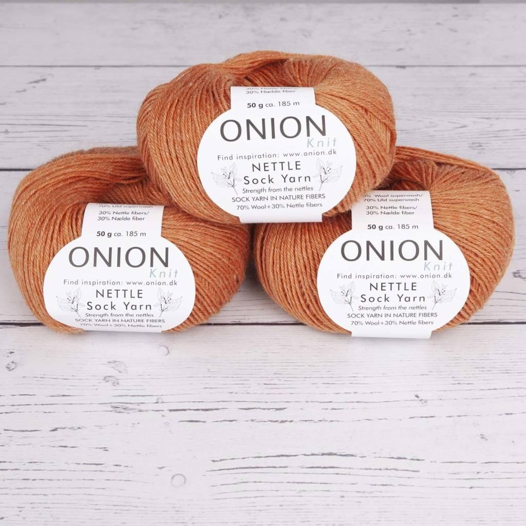 Onion NETTLE SOCK V1027