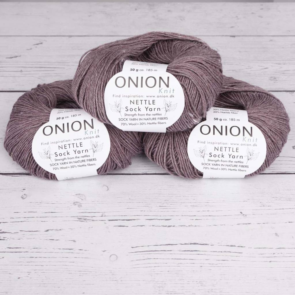 Onion NETTLE SOCK V1028
