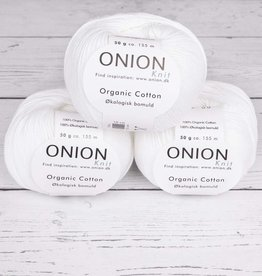 Onion ORGANIC COTTON V102