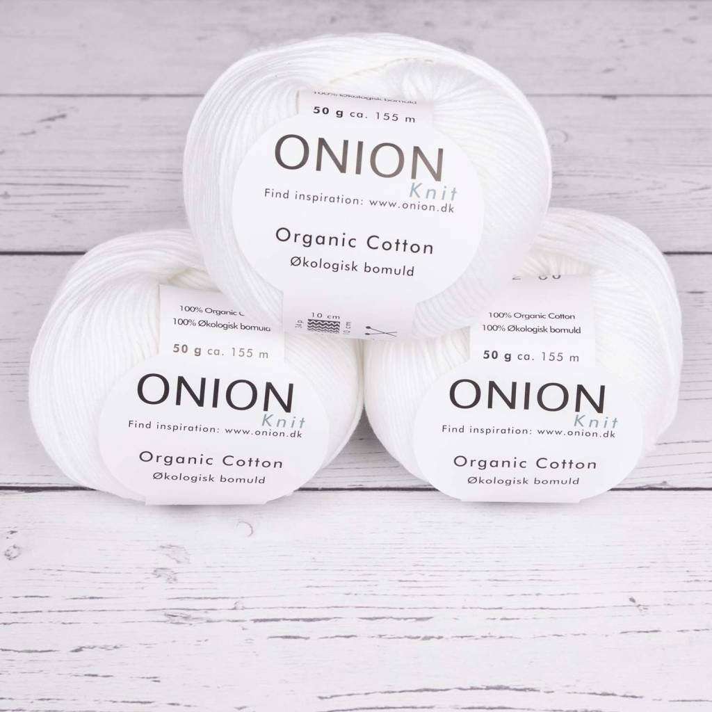 Onion ORGANIC COTTON V102