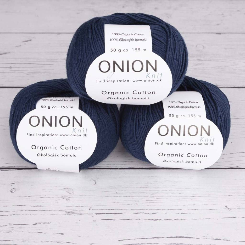 Onion ORGANIC COTTON V105