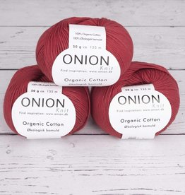 Onion ORGANIC COTTON V106