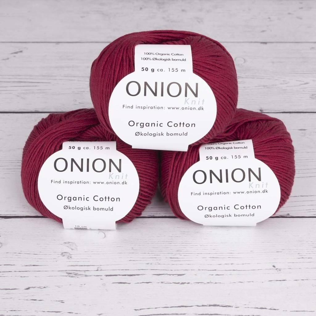 Onion ORGANIC COTTON V109