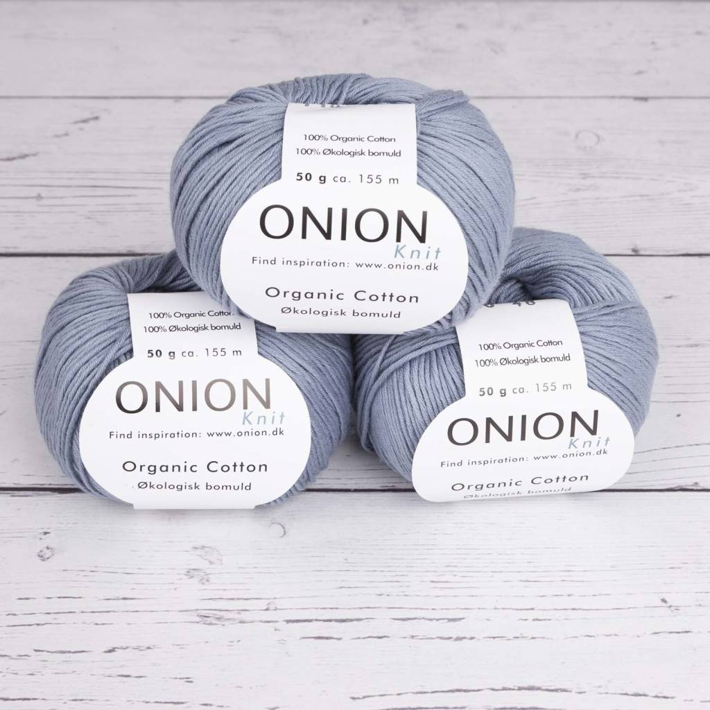Onion ORGANIC COTTON V110