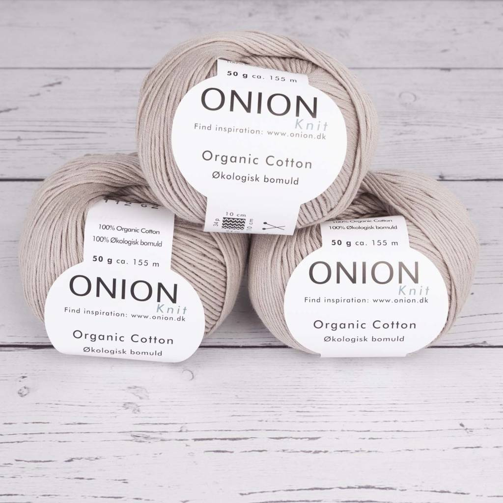 Onion ORGANIC COTTON V112