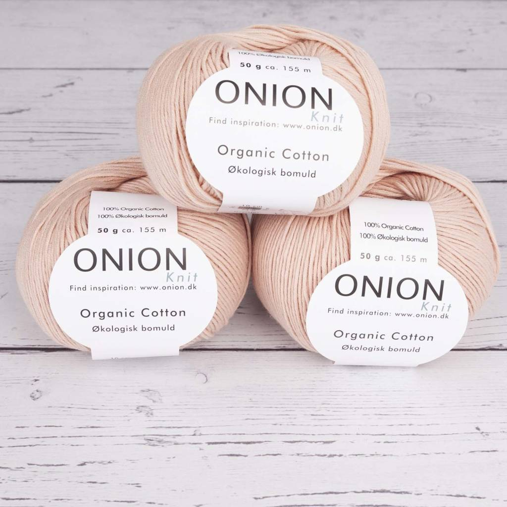 Onion ORGANIC COTTON V113