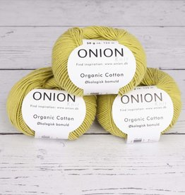 Onion ORGANIC COTTON V114