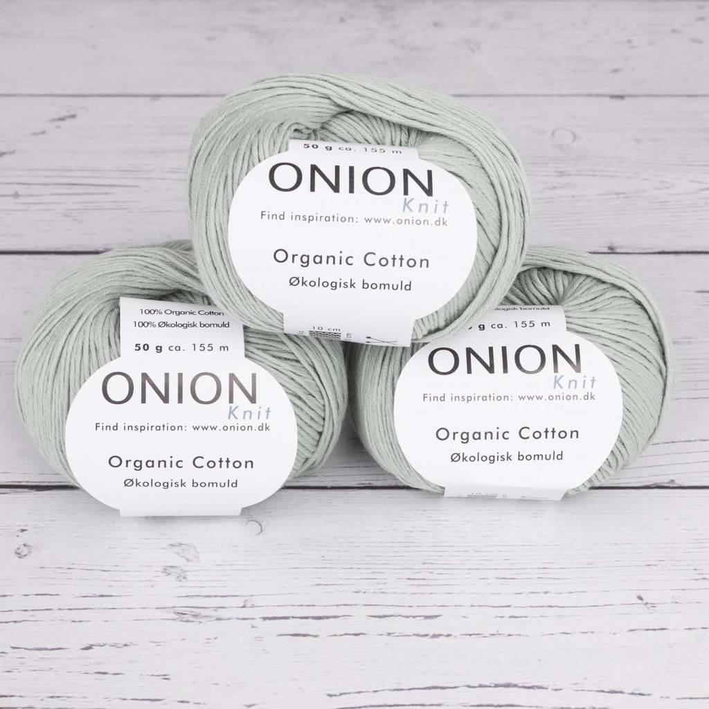 Onion ORGANIC COTTON V116