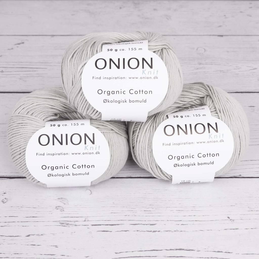 Onion ORGANIC COTTON V118