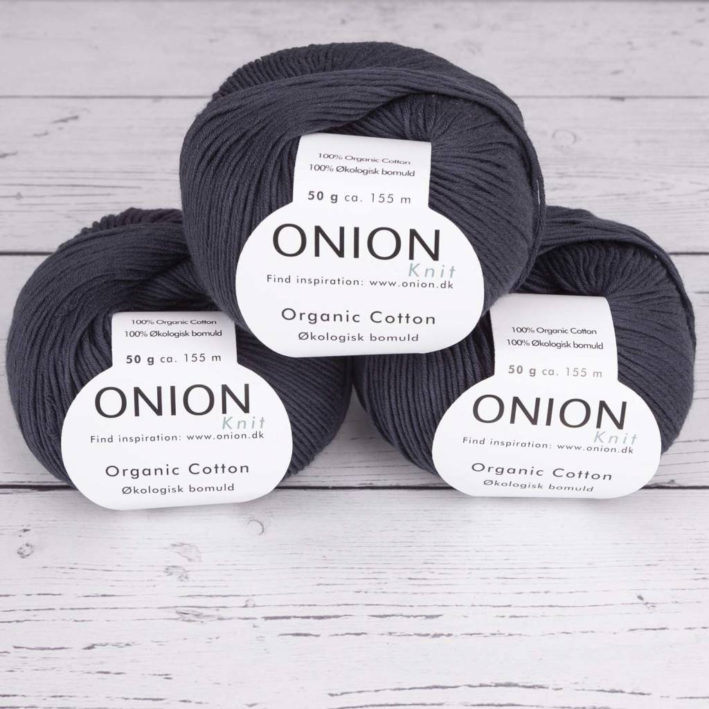 Onion ORGANIC COTTON V122