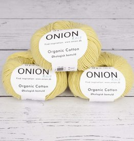 Onion ORGANIC COTTON V123