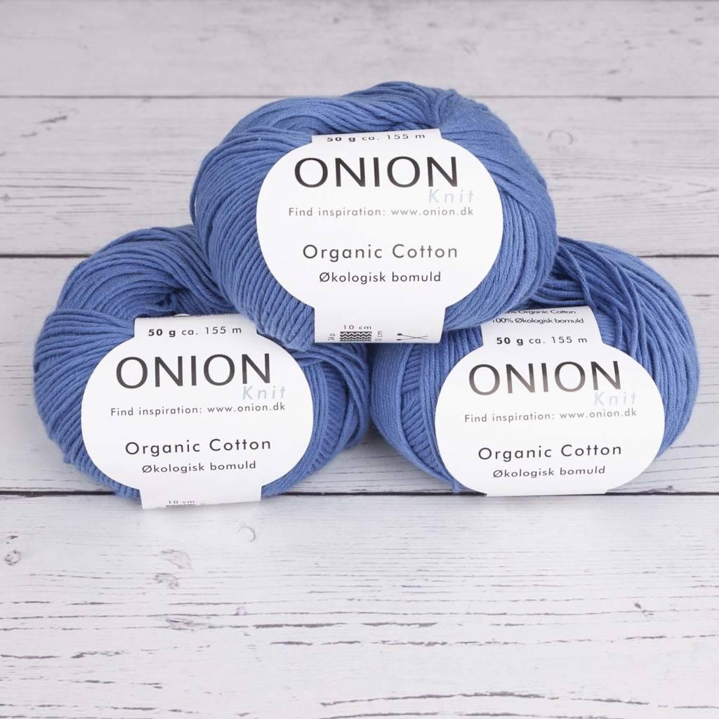 Onion ORGANIC COTTON V124