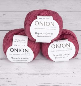 Onion ORGANIC COTTON V125