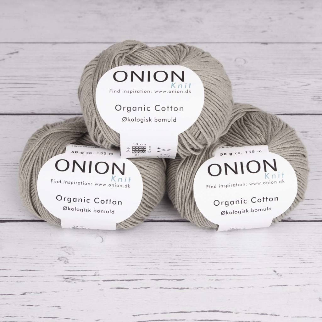 Onion ORGANIC COTTON V134