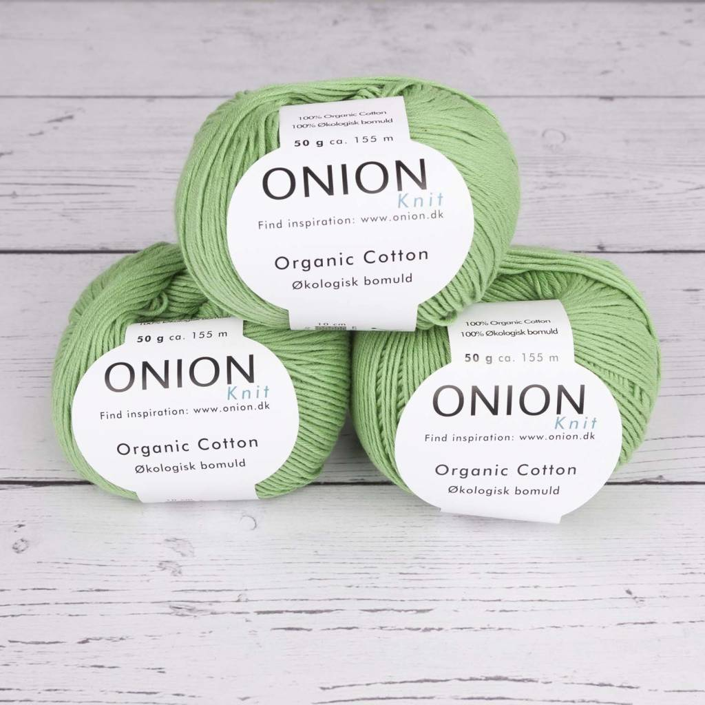 Onion ORGANIC COTTON V136