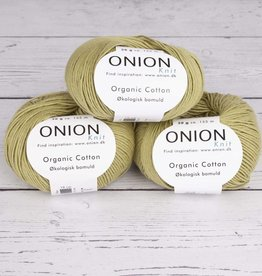 Onion ORGANIC COTTON V137