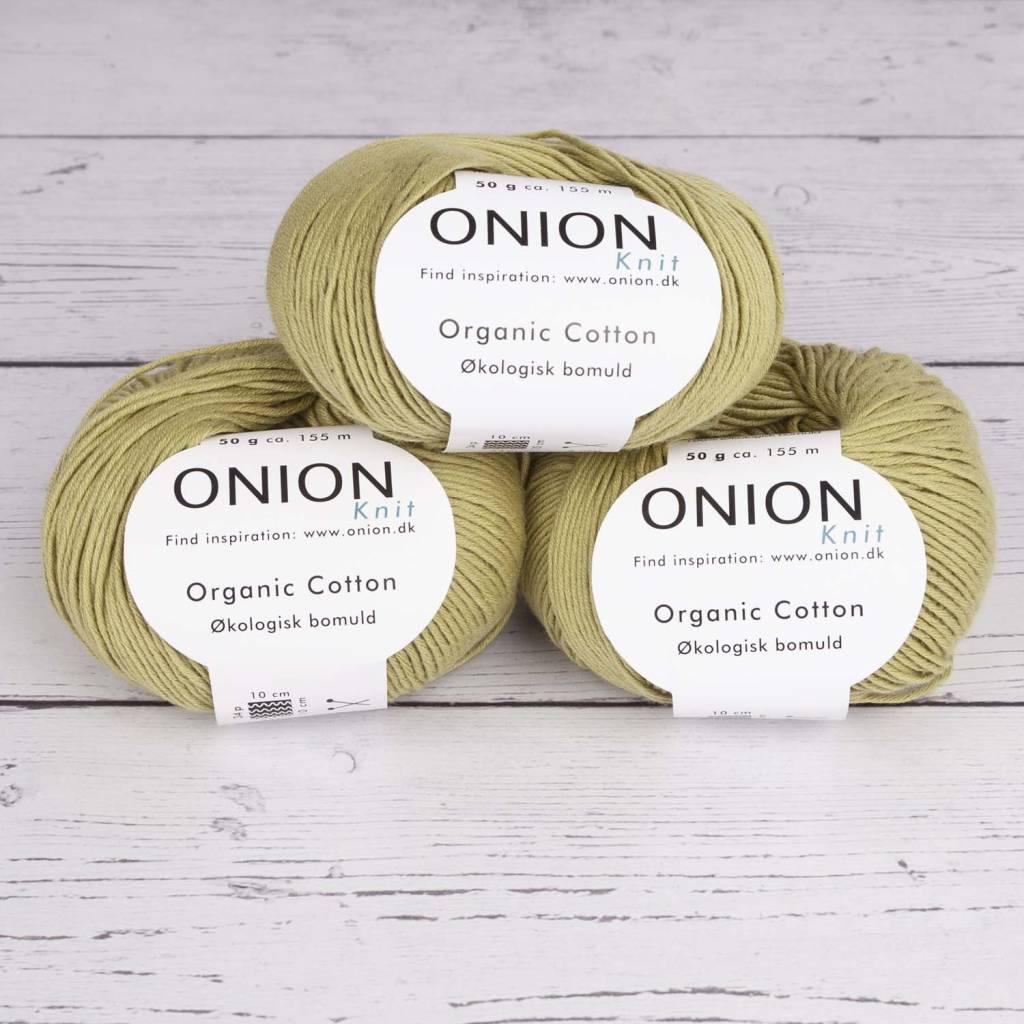 Onion ORGANIC COTTON V137