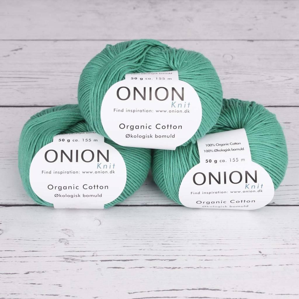 Onion ORGANIC COTTON V140