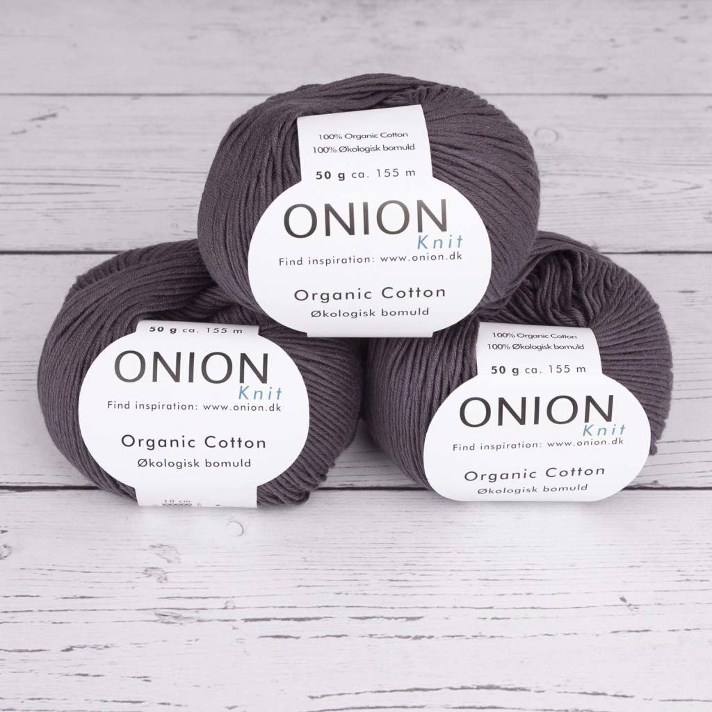 Onion ORGANIC COTTON V143