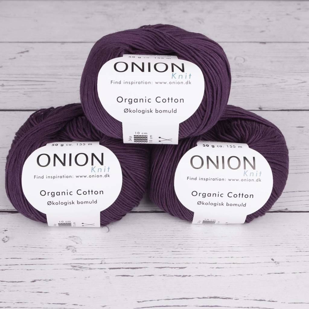Onion ORGANIC COTTON V144