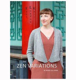 EastLondonKnit THE ZEN VARIATIONS by RENÉE CALLAHAN