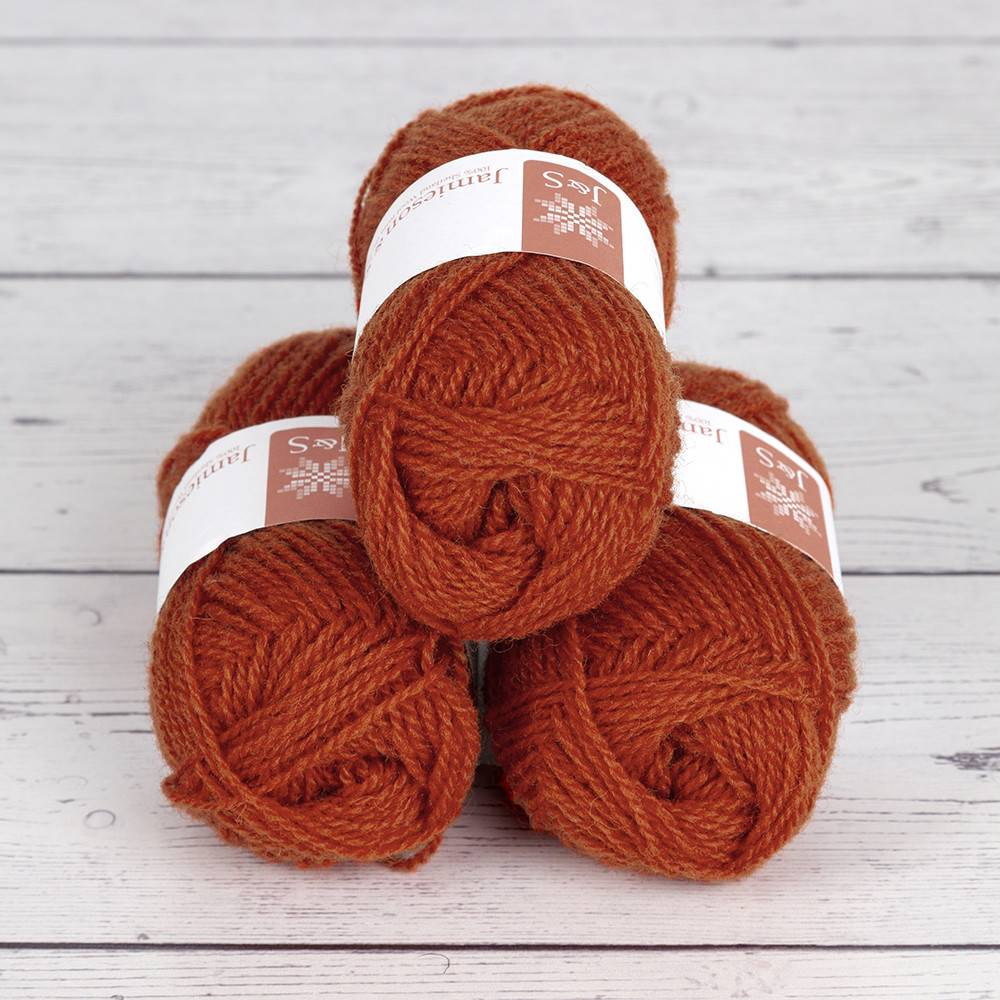 Jamieson & Smith 2-PLY JUMPER WEIGHT 0125