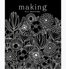Making MAKING NO. 6 - BLACK & WHITE