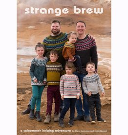 Tin Can Knits STRANGE BREW by TIN CAN KNITS