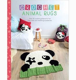 CROCHET ANIMAL RUGS by IRA ROTT