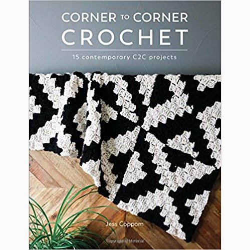 CORNER TO CORNER CROCHET by JESS COPPOM