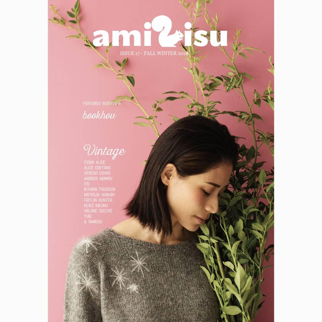 Amirisu AMIRISU ISSUE 17 FALL/WINTER 201