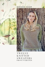 ISAGER TWELVE KNITTED SWEATERS FROM TVERSTED by MARIANNE ISAGER