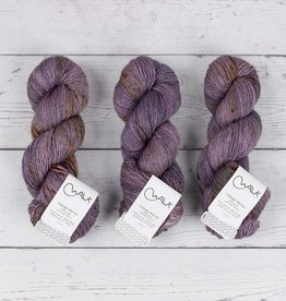 WALK collection COTTAGE MERINO - PLUM BRITTLE