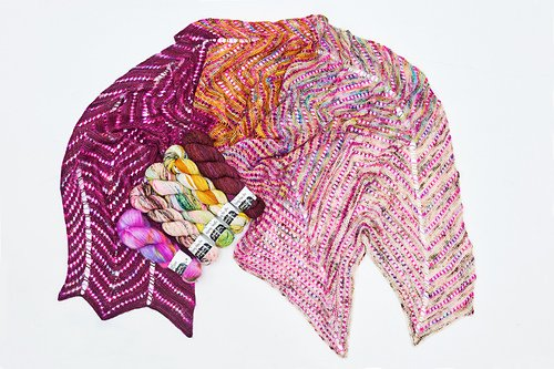 Hedgehog Fibres WESTKNITS QUAKE - KIT 5